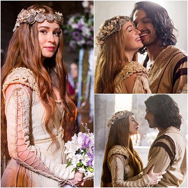 casamento amalia e afonso deus salve o rei