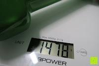 mehr Gewicht: Vinyl-Hanteln »Hexagon« Kurzhanteln in verschiedenen Gewichts- und Farbvarianten ( 0,5kg, 0,75kg, 1kg, 1,5kg, 2kg, 3kg & 4kg )