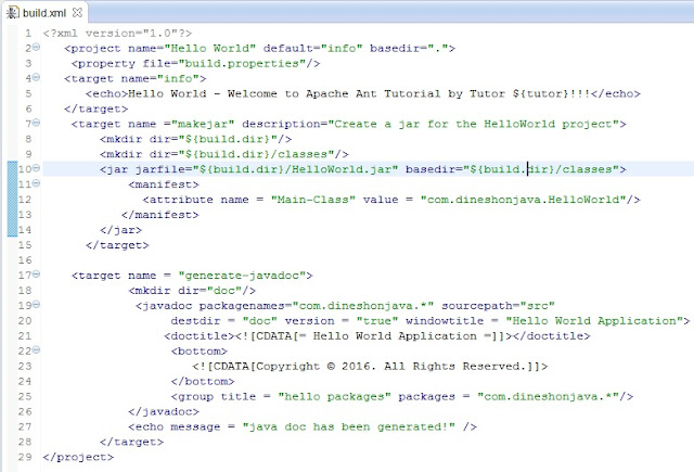 Eclipse ant editor download