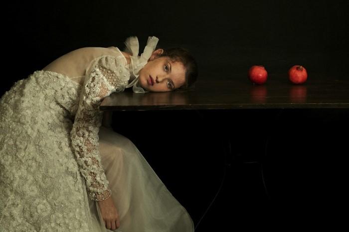 Мастер изобразительного стиля фотографии. Romina Ressia (фотограф)