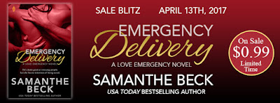 Sale Blitz & Spotlight: Emergency Delivery by Samanthe Beck