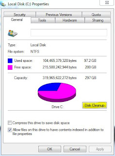 Hard Drive Spaces Anymore