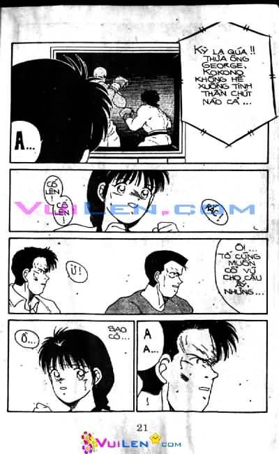 Shura No Mon  shura no mon vol 18 trang 22