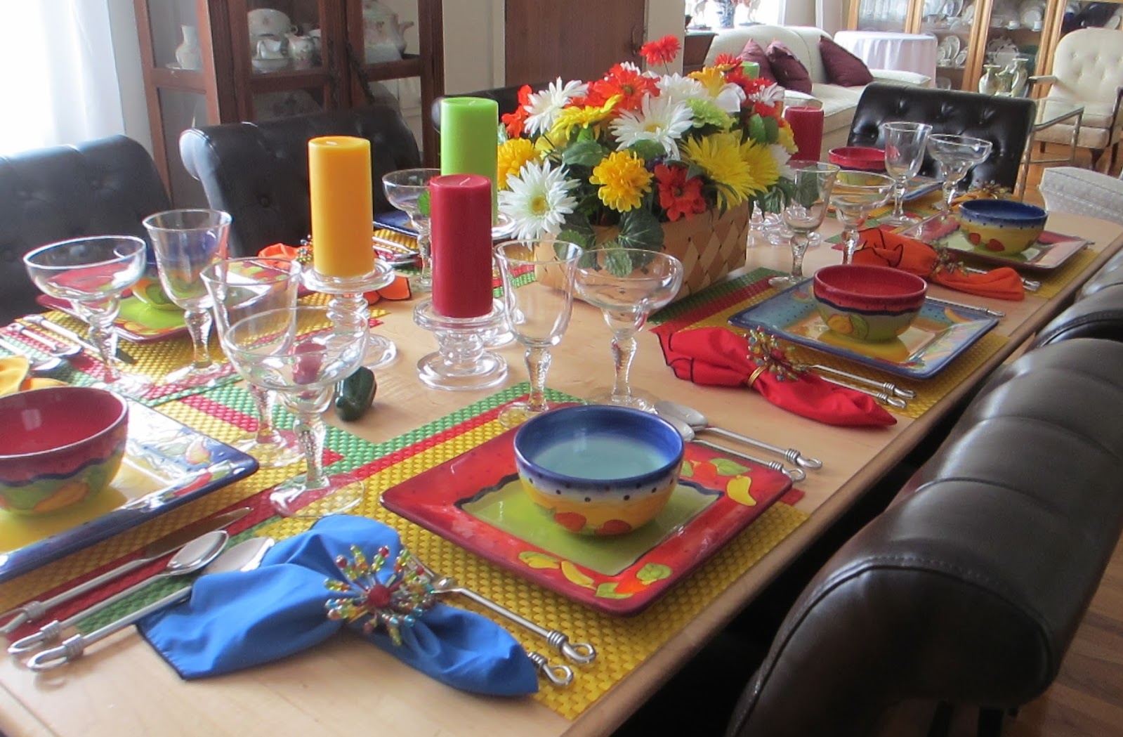 The Welcomed Guest Cinco De Mayo Table