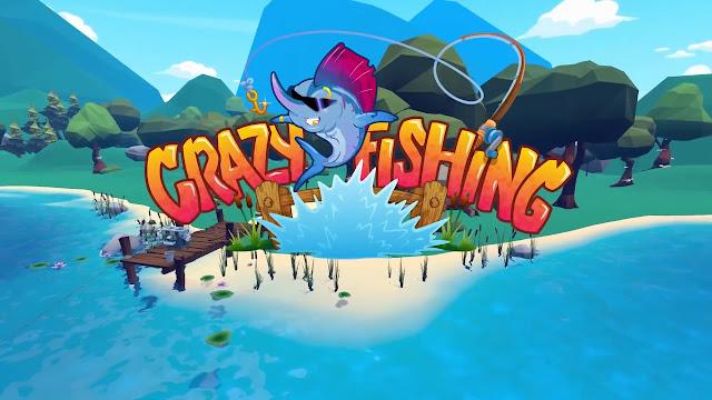 تحميل لعبة صيد السمك القديمة fishing craze للكمبيوتر والموبايل الاندرويد برابط واحد مباشر ميديا فاير مضغوطة بحجم صغير