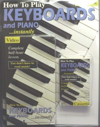 Cómo tocar el teclado y piano al instante