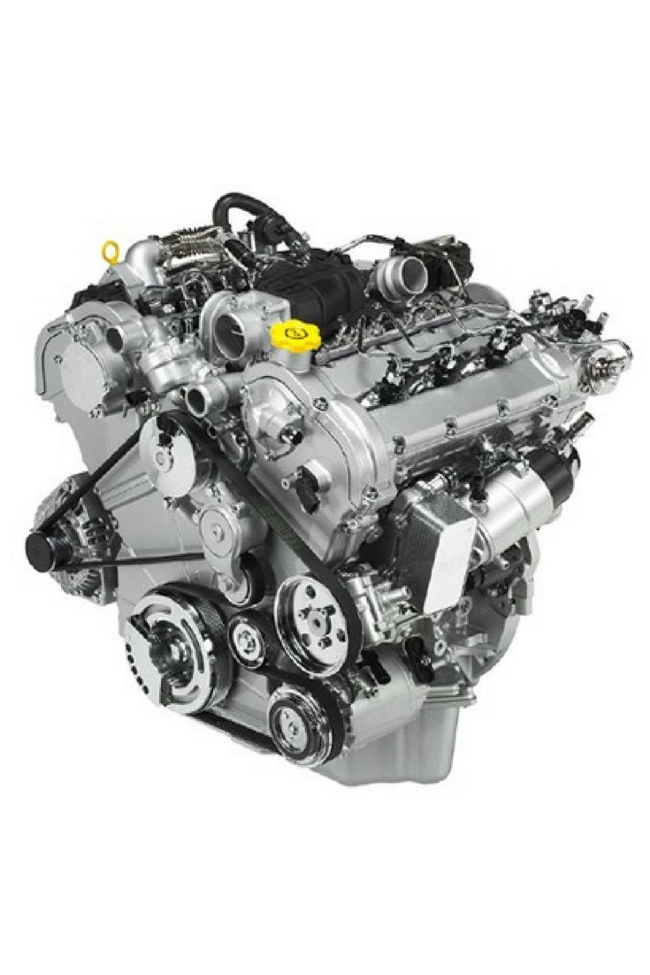 Motor diesel para auto