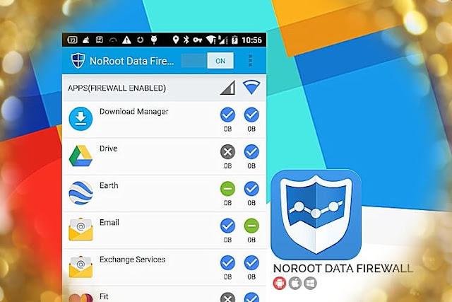 منع بعض التطبيقات من الاتصال بالنترنت حظر التطبيقات من الاتصال بالنت تطبيق NoRoot Data Firewall