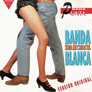 SOPA DE CARACOL - BANDA BLANCA (1992)