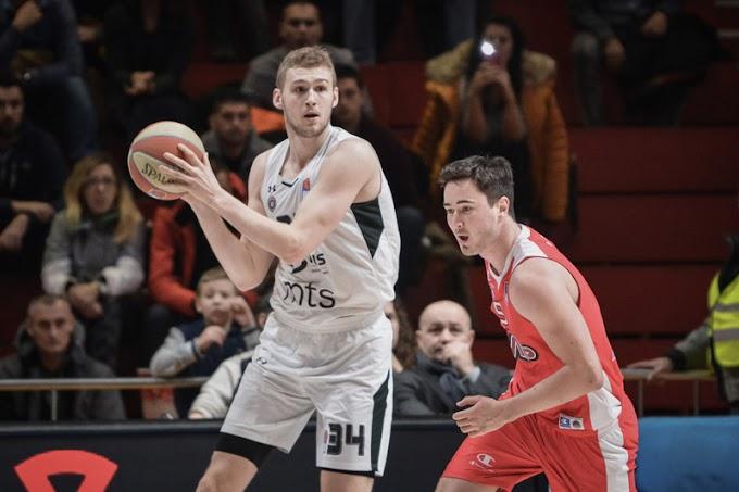 """Crno-beli"" pobedom okončali prvi deo sezone! (VIDEO)"
