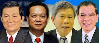WikiLeaks: Tên của Trương Tấn Sang, Nguyễn Tấn Dũng, Lê Đức Thúy và Nông Đức Mạnh xuất hiện trong vụ hối lộ tiền polymer