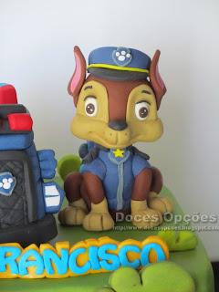 bolos artesanais patrulha pata