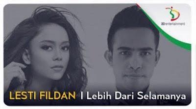 Download Lagu Mp3 Video Clip Lirik Lagu Lesti & Fildan - Lebih Dari Selamanya