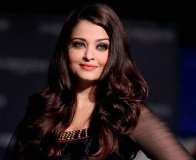 Model Rambut Panjang Aishwarya Rai Bachchan