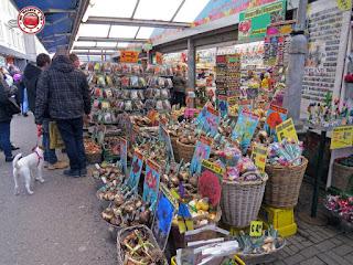 Amsterdam, mercado de las flores