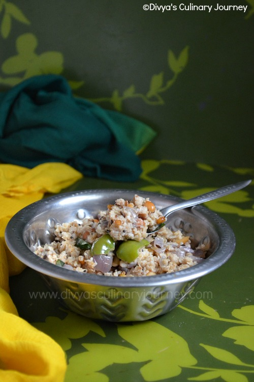 South Indian oats recipes