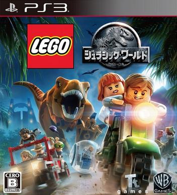LEGO%2BJurassic%2BWorld%2BPS3%2Bgame - LEGO Jurassic World - PS3 ISO Download [JPN] - Torrent