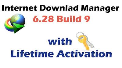 Internet Download Manager 6.28 Build 9 Full : Lifetime Activation