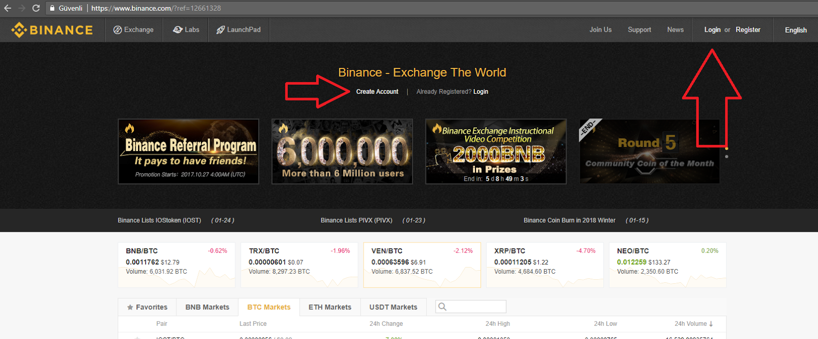 binance-uyelik-acma-applehocam