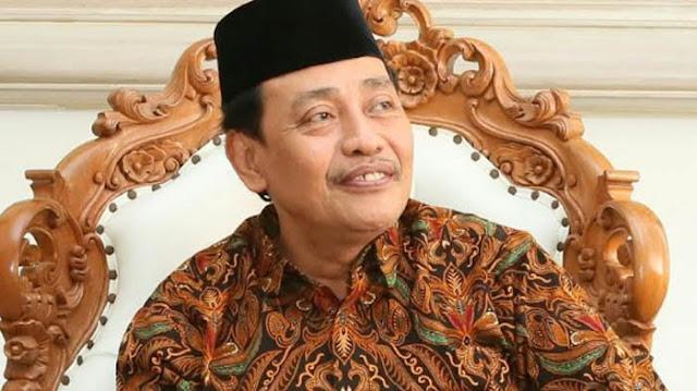 Ketua Pengurus Wilayah Nahdlatul Ulama (PWNU) Jatim, Mutawakkil Alallah