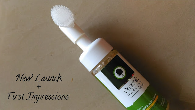 New Launch from Organic Harvest + First Impressions image