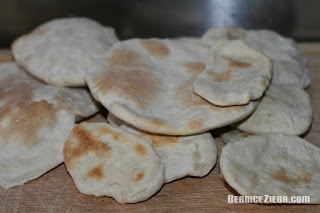 Flat Bread, Catholic Joy by Bernice Zieba