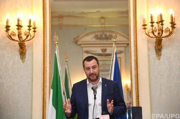 Віце-прем'єр Італії заявив про можливий розвал Євросоюзу