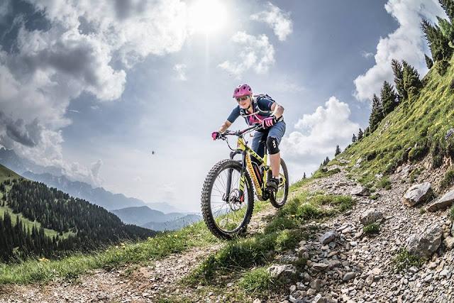 E-bike Touren Tolmezzo Udine Vallo Alpino MTB Oisternig