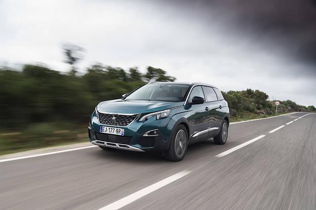 Novo Peugeot 5008 2018