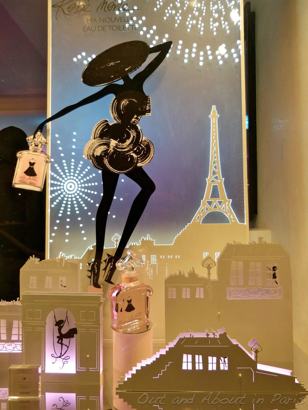 la petite robe noire guerlain hosts the chicest party in paris. Black Bedroom Furniture Sets. Home Design Ideas