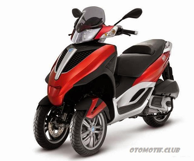 New Piaggio MP3 300 Yourban LT 300cc