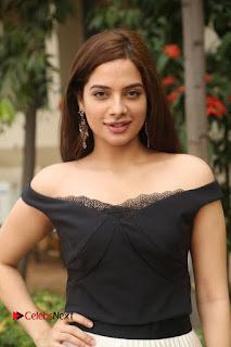 Telugu Actress Tanya Hope Stills at Appatlo Okadundevadu Audio Launch  0072.JPG