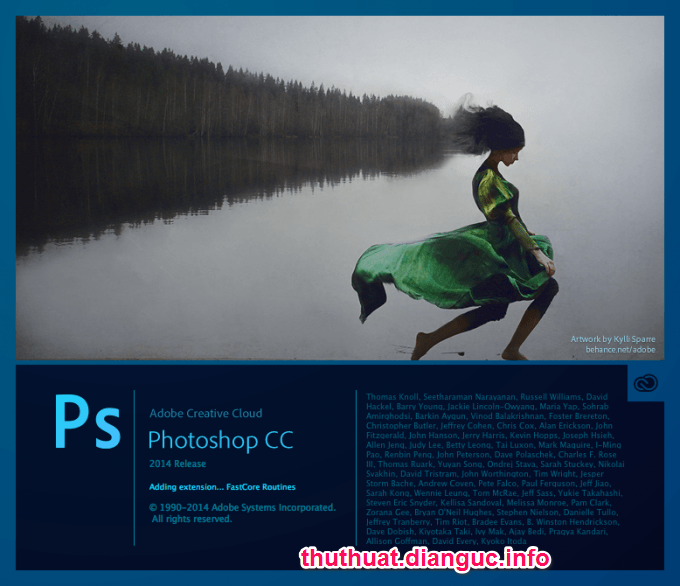 Download Adobe Photoshop CC 2014 Full Crack