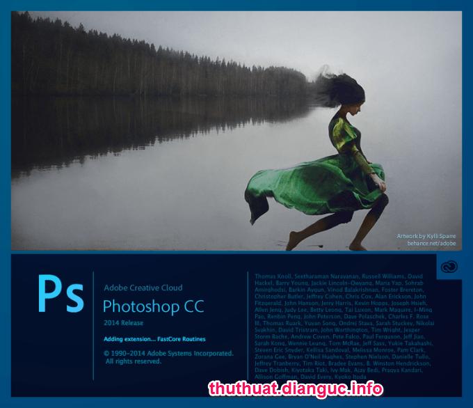 Download Adobe Photoshop CC 2014 Full Crack