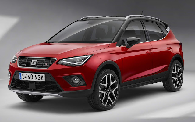 Seat Arona / VW T-CROSS