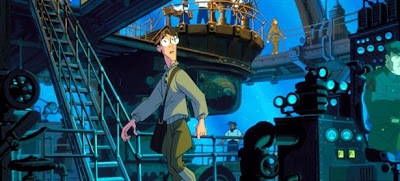 "Milo in the sub ""Atlantis: The Lost Empire"" 2001 animatedfilmreviews.blogspot.com"