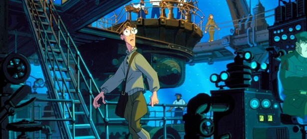 Milo in the sub Atlantis: The Lost Empire 2001 animatedfilmreviews.filminspector.com