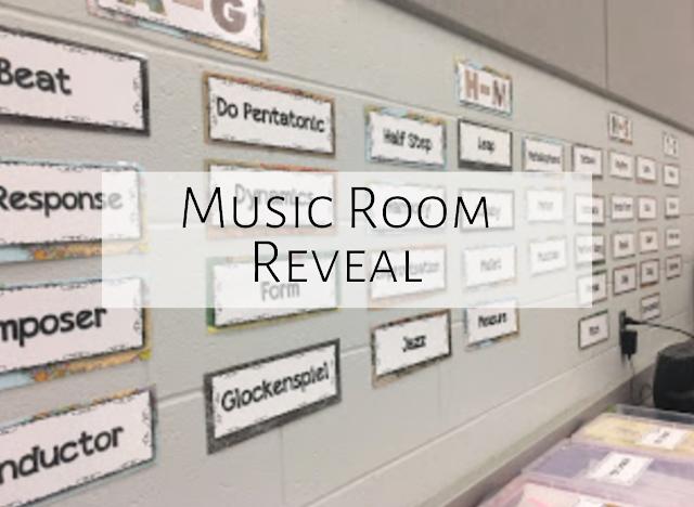 Classroom Reveal 2017-2018