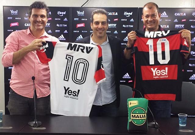 [Torcida Flamengo] Diretoria fecha com novo patrocinador, que estampará a camisa a partir de domingo