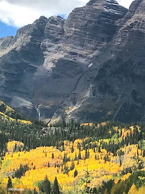Maroon Bells in September