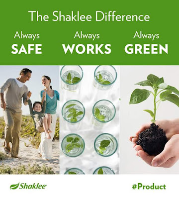 The Shaklee Difference - Always Works, Always Safe, Always Green
