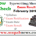 How to Check tndte Shorthand typewriting exam result february 2019 @ www.tntcia.com