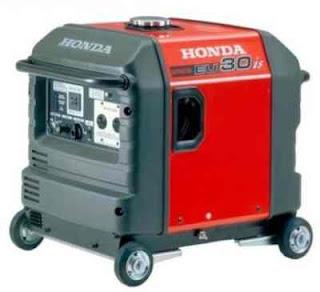 noleggio generatore elettrico a Roma