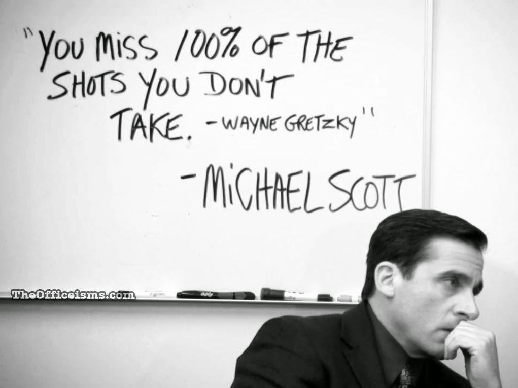 Quote Meme | The Office Isms Michael Scott Memes
