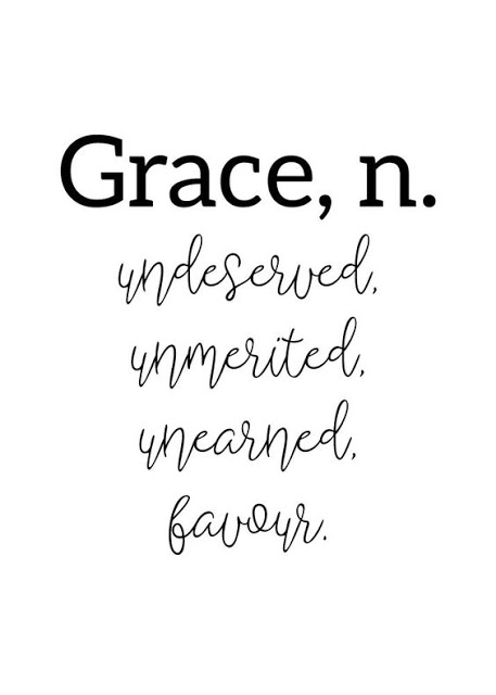 Grace Quotes Stunning Gods Grace Quotes