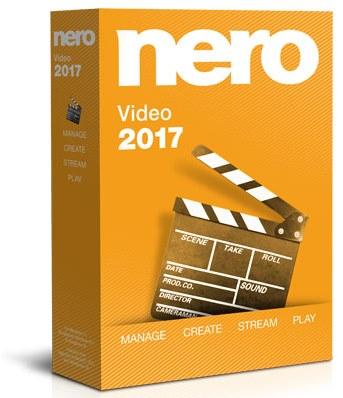 Nero Video 2017 + Serial