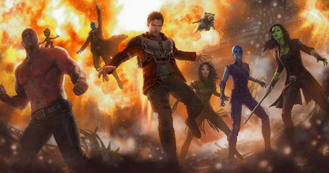 Guardians of the Galaxy Vol 2 llegará el 5 de mayo