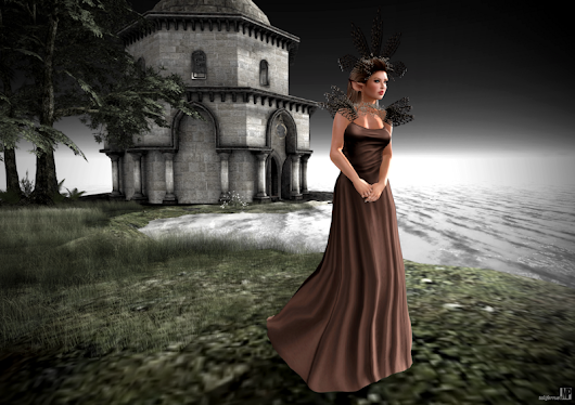 @Melroo's Place: Second Life. Fantasy. Role-play. Fashion.: Haunting the Shores