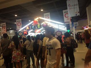 Manila International Book Fair MIBF 2017 inside