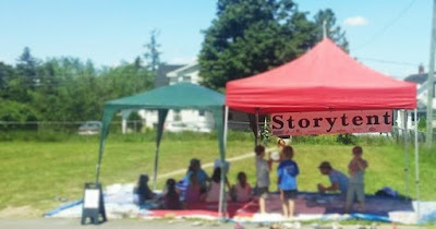 quality storytent in martinon